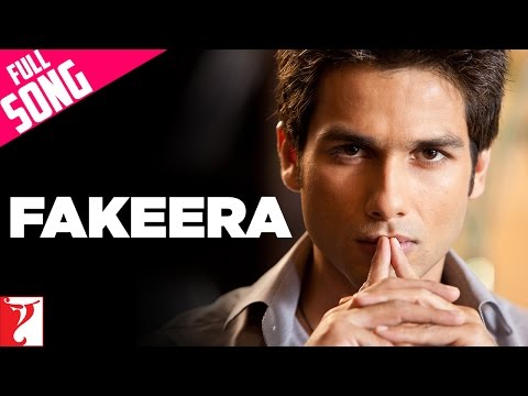 Fakeera - Full Song | Badmaash Company | Shahid Kapoor | Anushka Sharma | Rahat Fateh Ali Khan