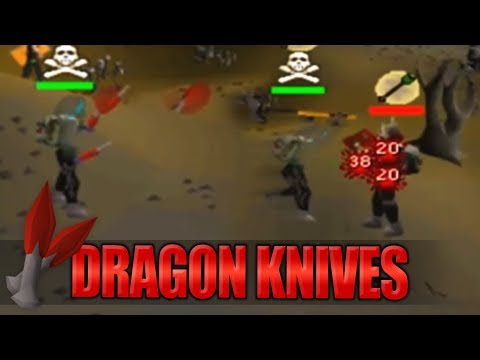 DRAGON KNIVE PKING WITH ELDER MAUL (Pure Bridding)