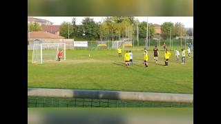 CASTELLAMONTE ASD - BUSIGNETTO VEROLENGO 0-1 Goal della vittoria