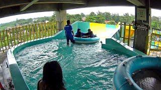 Bekti Adventure Water Slide at Jogja Bay Waterpark