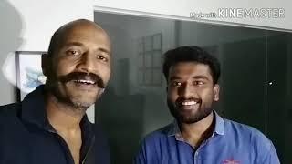 Actor Kishore talking about Avanu Ghazal.. Avalu Shayari..