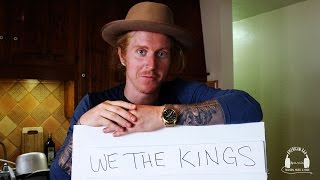 American Rag x Travis Clark: We The Kings Album Art