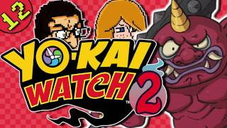 Yo-Kai Watch 2 English Gameplay | Let's Play Fleshy Souls Part 12 - What's In The Box?!