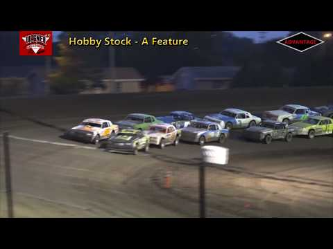 Hobby Stock Feature - Wagner Speedway - 7/7/18