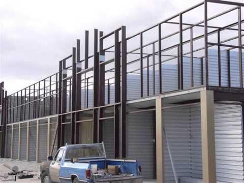 build home storage