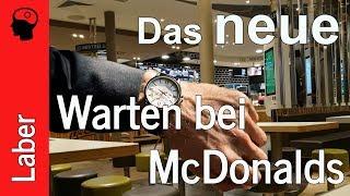 Zum Kotzen: Das neue Warten bei Mcdonalds