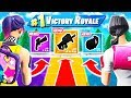 PUSH The LINE Rarity Battle *NEW* Game Mode in Fortnite Battle Royale