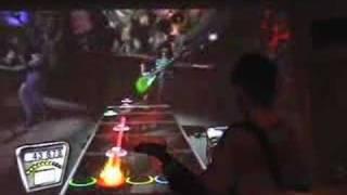 "Guitar Hero ""Jessica"" Medium Cameron aged 7"