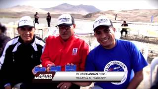 "Club Changan CS35 rumbo al ""Paraiso"""
