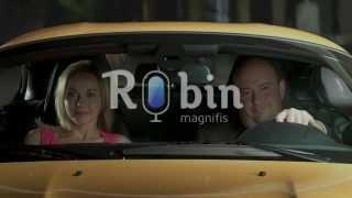 Робин твой ассистент за рулем