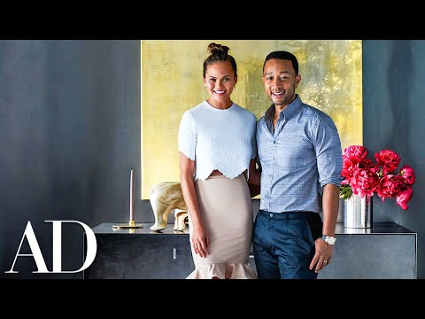 Inside John Legend and Chrissy Teigen's NYC Home | Celebrity Homes | Architectural Digest