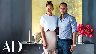 Inside John Legend and Chrissy Teigen's NYC Home | Celebrity Homes | Architectural Digest thumbnail