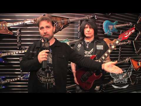 "NAMM 2017 Dean Guitars ""Michael Angelo Batio interview"""