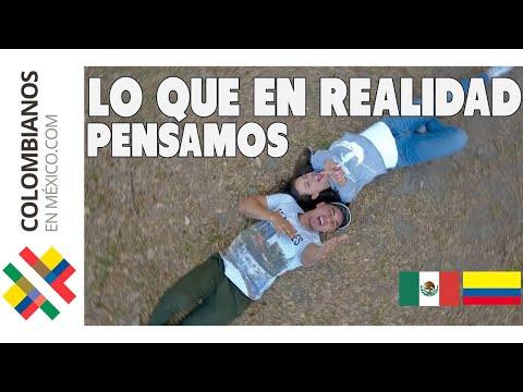 ¿Por qué hay COLOMBIANOS EN MÉXICO? ((La verdad))