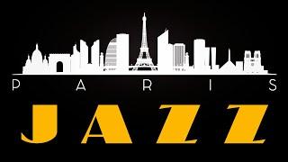 Paris Night Café Jazz & Bossa ☕ Relaxing Coffee Shop Jazz & Bossa Music To Chill Out, Study, Work