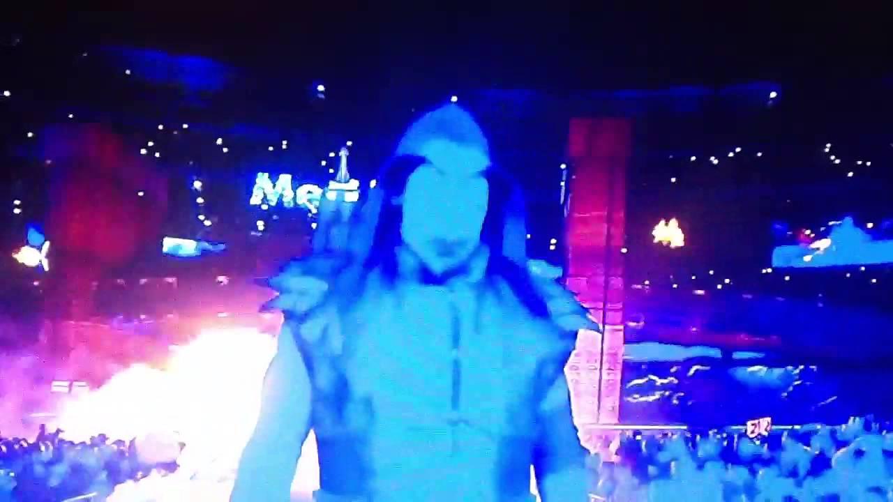 Undertaker Entrance At Wrestlemania 29 - YouTube