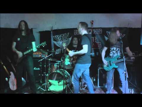Metal Oet Twente @ Anno Nu (02-04-2016) Met Deadly Alliance, The Black Fall en L.E.O.