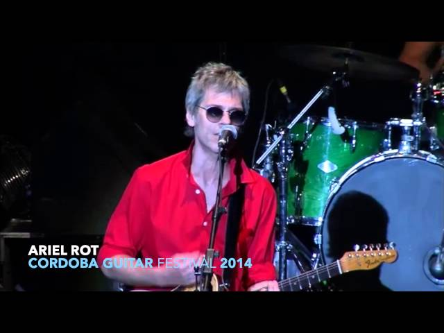 ARIEL ROT - CORDOBA GUITAR FESTIVAL 2014