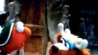 Repeat youtube video Mr. Conductor & Elmo Saves Christmas part 6