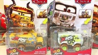 Тачки 3 Машинки Новые Игрушки Дисней Распаковка Экстремальные Гонки Видео для Детей
