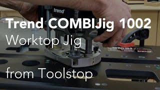 Trend Combi1002 Worktop Jig From Toolstop