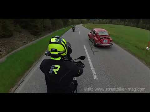 Motorcycle Ride in the Black Forest Germany Part 1