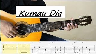 Download Lagu KUMAU DIA - Andmesh - Fingerstyle Guitar - Tutorial TAB mp3
