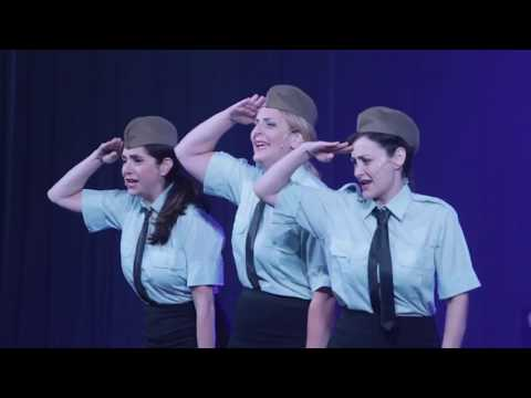 Boogie Woogie Bugle Boy - The Andrews Sisters (Live Cover)