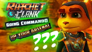 What Could We See Next? Could It Be A Ratchet & Clank Going Commando Re-Imagining?