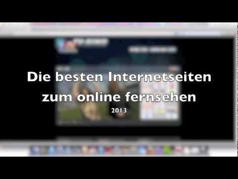 KOSTENLOS deutsche TV Sender im Internet gucken [Update 2013]