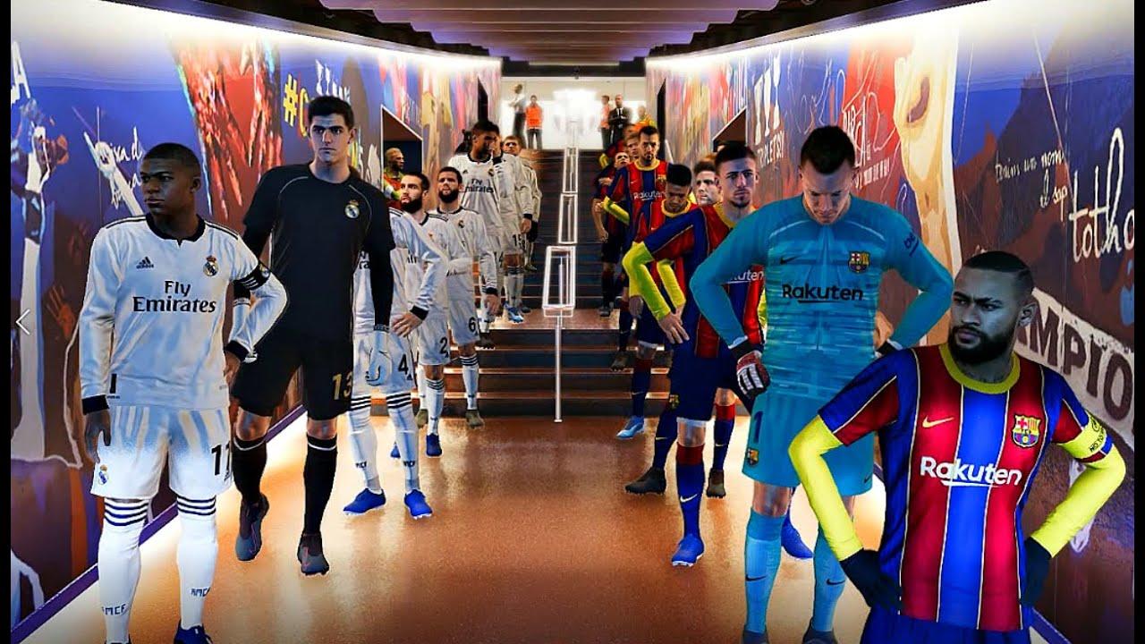 Barcelona Real Madrid 2021
