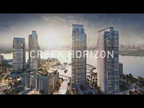 Dubai Creek Harbour - Creek Horizon