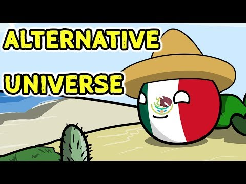 Alternative universe and compliments - Countryballs