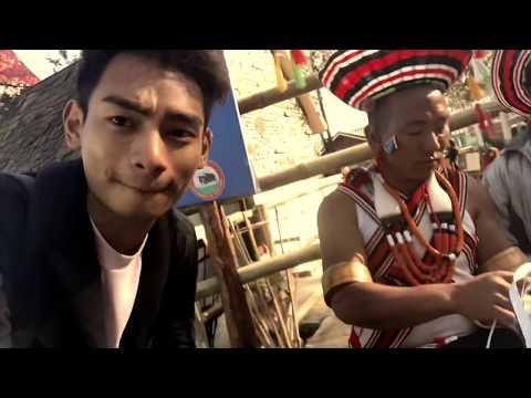 HORNBILL FESTIVAL 2018 |Window to Nagaland| Northeast India | The Yatra Kid