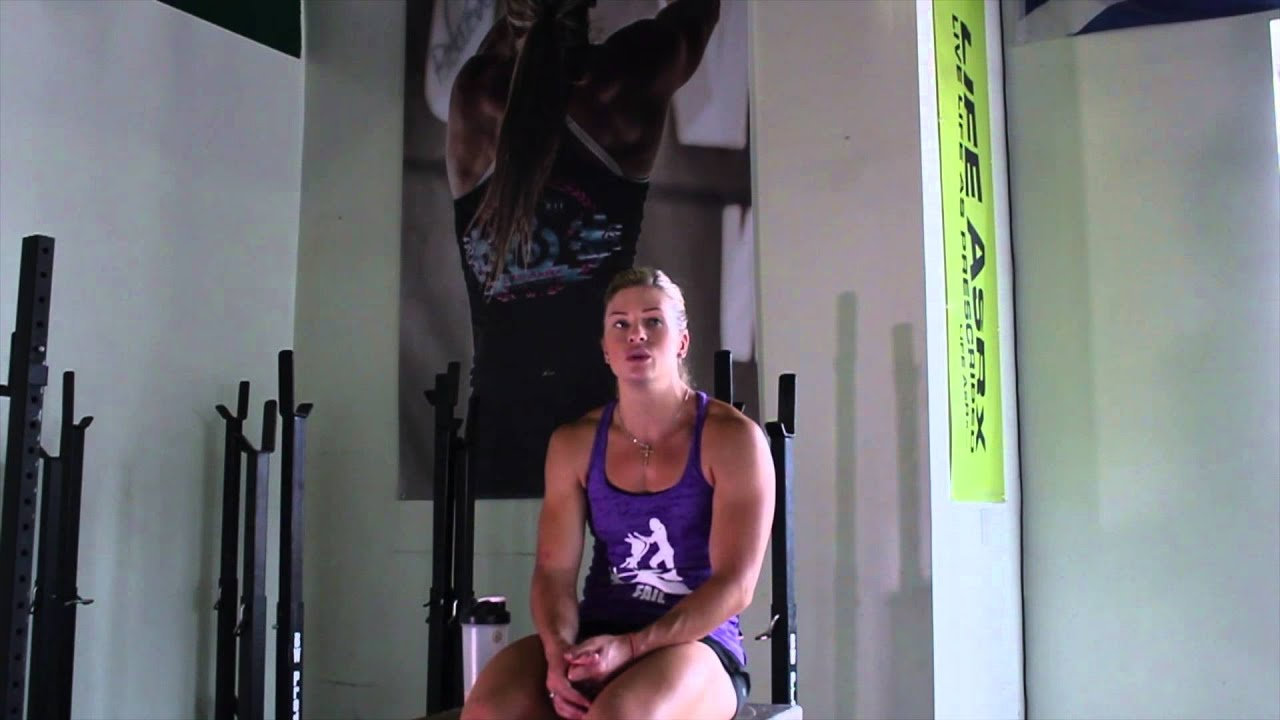 Life AsRx Athlete - Lindsey Valenzuela Prepares for the ...