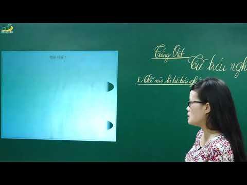 Ngữ Văn Lớp 7 –Bài giảng Từ trái nghĩa | Tiếng Việt Từ và cụm từ | Cô Lê Hạnh