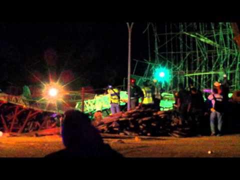 Second Penang Bridge Collapse - Part 1