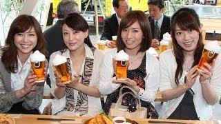 キリンビールのコンセプトショップ「キリン一番搾りガーデン東京」が2...