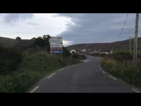 ひたすらアイルランド前面展望シリーズ016~R566 Portmagee~Ballinskelligs