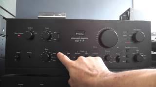 audio select sansui au 717