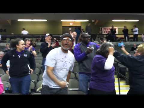 Goshen College defeats Concordia University in the NAIA national basketball tourney.