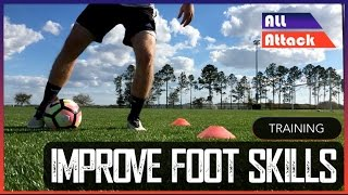 Improve Your Footwork! | Switching Feet Training