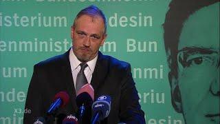 Torsten Sträter: Pressesprecher von Thomas de Maizière