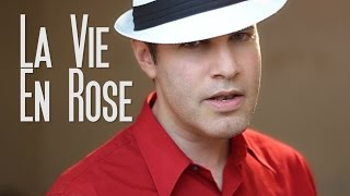 LA VIE EN ROSE - cover / Chris Commisso