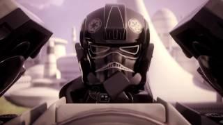 Surpris par la force - LEGO® Star Wars™ Microfighters