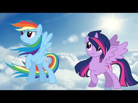 MLP Twilight X Rainbow Dash PMV - All The Things She Said