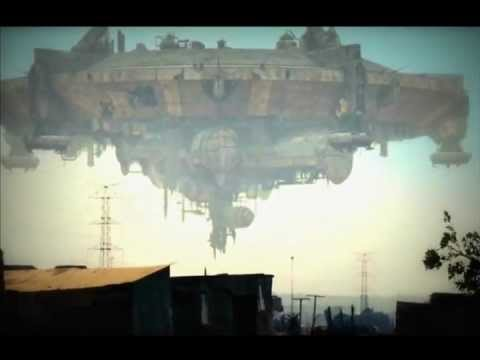 District 9 images District 9 large image with helicopter and ...