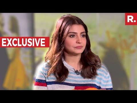 Harry Met Sejal's Anushka Sharma Talks About Nepotism | Exclusive Interview