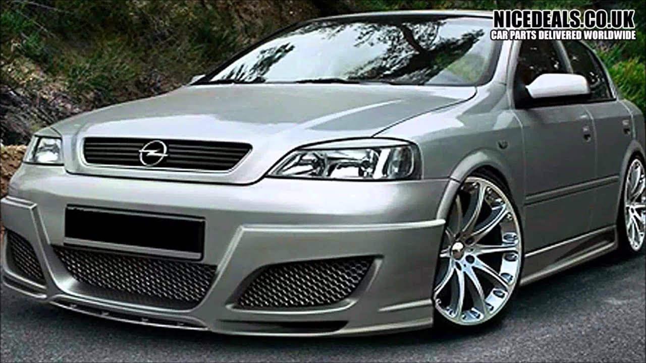 Vauxhall Astra G Body Kits Sports Bumpers Fenders Wings