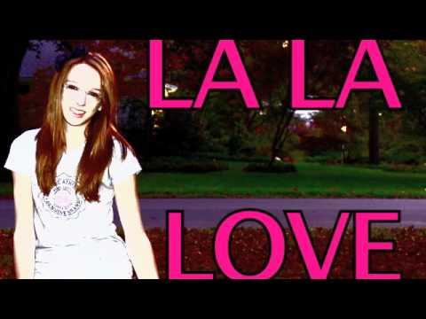 MV For 1,000 Subscribers!  (La La Love- Taylor Thrash)
